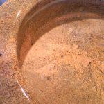 Granit reinigen - Granitboden Fleckentfernung