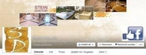 Facebook steindoktor - Steinreinigung - Steinsanierung - Steinschutz